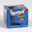 Candle Scented Skittles Raspberry 3 Oz Boxed #sell In Usa Only#