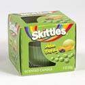 Candle Scented Skittles Melon Berry 3 Oz Boxed #sell In Usa Only#