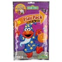 Play Pk Sesame Street Halloween Crayons,stickers,fun Size Book
