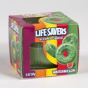 Candle Scented Lifesaver Watermelon 3 Oz Boxed #sell In Usa Only#