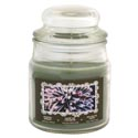 Candle Scented Apothecary Jar Christmas Tree 3 Oz