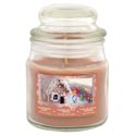 Candle Scented Apothecary Jar Graham Crackers & Milk 3 Oz