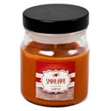 Candle Scented Mini Apothecary Jar 3 Oz Spider Cider