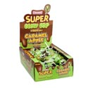 Candy Super Blo Pop Caramel Apple Flavor In 48ct Pdq
