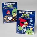 Coloring Book Angry Birds Space Giant In Pdq 2 Asst Titles 96 Pgs