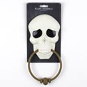 Door Knocker Skull W/light & Assorted Sounds Tcd Stocklot 3aaa Batteries Needed/not Includ