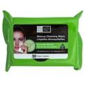 Facial Makeup Cleansins Wipes 30ct Cucumber 4-12ct Pdq's