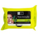 Facial Makeup Cleansing Wipes 30ct Green Tea 4-12pc Pdq's