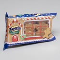 Candy Peeps 3ct Gingerbread Man 1.18 Oz Christmas Candy In 24 Ct Pdq