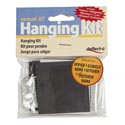 Mounting Hardware Kit- Includes Velcro,magnet, Screws, Anchors Deflect-o Brand