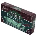 Candy Chocolate Mint Favors 40z Box In 96pc Floor Disp