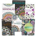 Adult Coloring Book Mandalas 32pg 6 Asst In Pdq