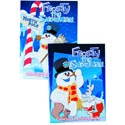 Color/activity Book Frosty The Snowman 2asst 96pg In Pdq