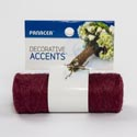 Jute Twine 150ft Burgundy Decorative Accents *2.99*