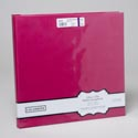 Scrapbook Album Fabric 12x12 Fuschia *12.99*