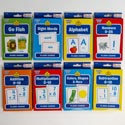Flash Cards School Zone 8 Assorted In Pdq