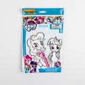 Art Boards My Little Pony Pop Outz! Markers, Stickers And Pop Out Characters