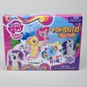 Fun Pack My Little Pony Pop Outz 12 Color Boards,10 Markers Boxed 32 Page Pad, 25 Stickers