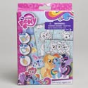 Travel Kit My Little Pony 8pc Pdq Tray Boxed 10 Boards *3.99* 10 Markers, 25 Stickers
