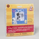 Peanuts Foam Frame Kit *2.99* #63884-3