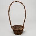 Basket With High Handle