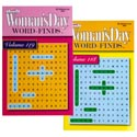 Word Find Woman's Day Travelsize 2asst In 144pc Floor Display 128 Pages Ppc $3.95