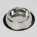 Pet Bowl Stainless Steel 32 Oz Anti-skid 208g #oi-133