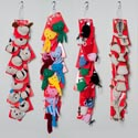 Cat Toy G Asst On Merch Strip 6 Styles Per Strip 4 Strps Per Case -catnip