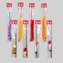 Cat Toy Wand Assortment 2 Styles 4 Colors Each In Pdq #p11196/p11198