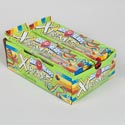 Candy Airheads Xtremes Belts 3 Oz Rainbow Berry In Cntr Dspl