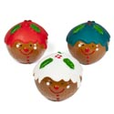 Dog Toy Christmas Vinyl With Squeaker