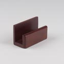 Business Card Holder Wood Mahogany *5.00* # Mbc2-8002