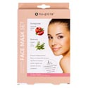 Facial Masks 2ct Pomegranate & Herb Nupore Collagen Essence