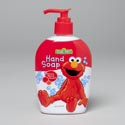 Soap Liquid 8oz Sesame Street Elmo Cherry Berry Pump Usa Made