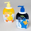 Soap Liquid 8oz Sesame Street 2asst Big Bird/cookie Monster