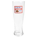Pilsner Glas 22 Oz All I Care About Is Football (7.00)