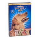 Dog Treats Just For Me 12 Oz Bi-lingual Label