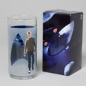 Glassware Star Trek Collectible Cooler Glass Captin Kirk Boxed 16 Oz