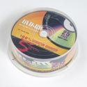 Dvd Blank 25 Per Spinndle Rewriteable 4.7g