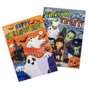 Coloring Book Halloween 2 Asst 96 Pages In Floor Display Of 96 Books Made In The U S A