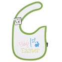 Baby Bib 1st Easter 12.5 X 8 Cotton (3.00)
