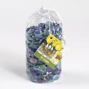 Gems 42oz Peacock Mix Decorative Pvc Bag *4.77*