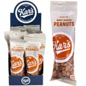 Nuts Honey Peanuts 2.5 Oz 12 Pc Counter Display