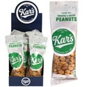 Nuts Salted Peanuts 2.5 Oz 12 Pc Counter Display