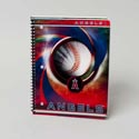 Notebook 1 Subject Angels Contemporary *2.12* # M833692wm