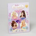 Coloring Book - Barbie And The 3 Musketeers *3.99* All For One