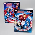 Coloring Book Avengers 2 Titles In Pdq 96 Pages Sell In Us Only
