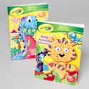 Coloring Book Crayola Assortment 2 Titles In Pdq 96 Pages Sell In Us Only