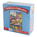Puzzle 100pc Children Collection 9x12 6 Assorted # 08592