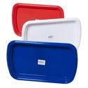 Serving Tray Rectangular 15x10 Red, White, Blue In Pdq